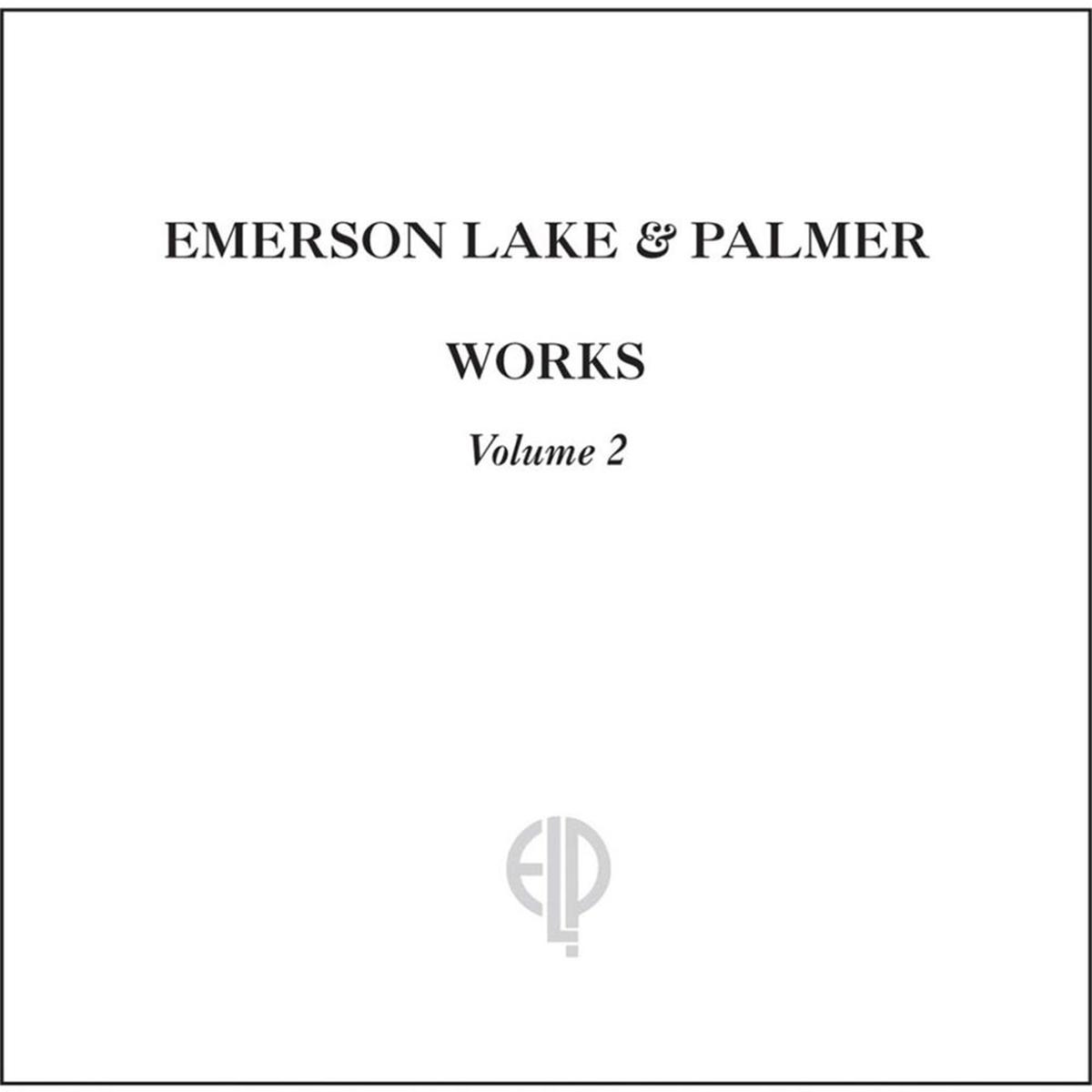 Emerson Lake Palmer Works Volume 2