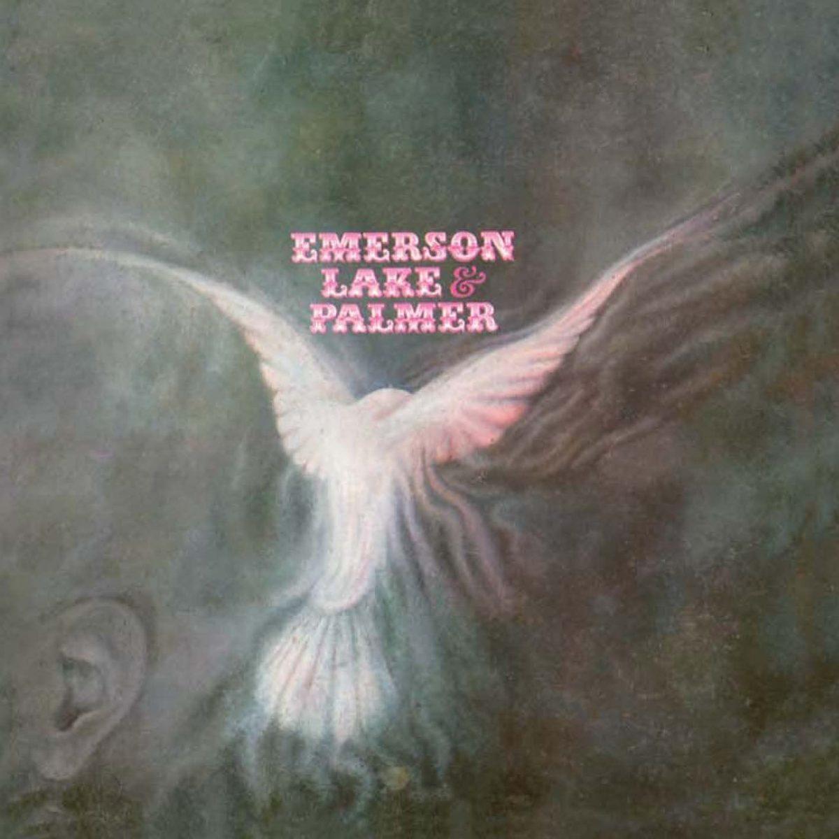 Emerson, Lake & Palmer album cover