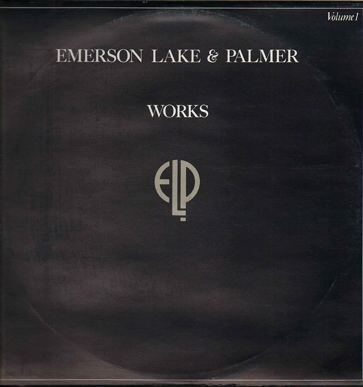 Emerson Lake Palmer Works