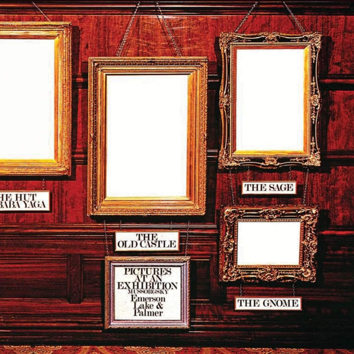 Emerson Lake Palmer Pictures at an Exhibition