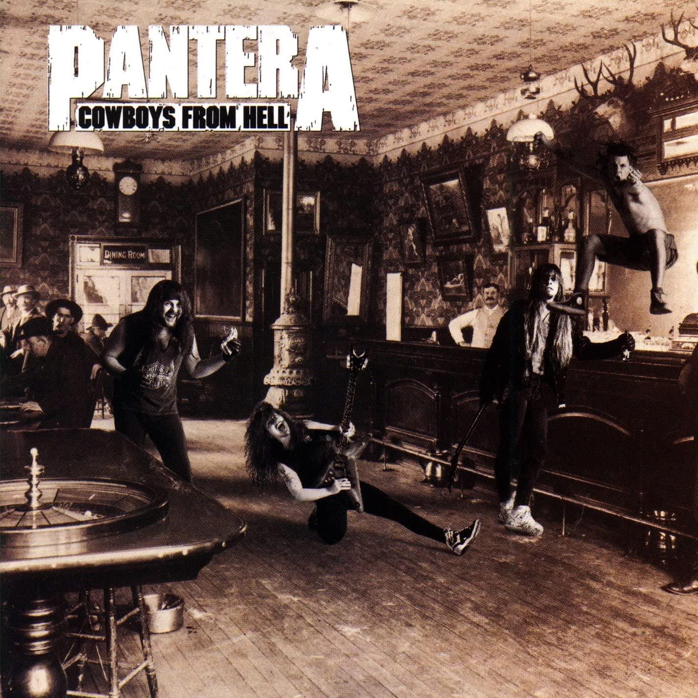 pantera cowboys album