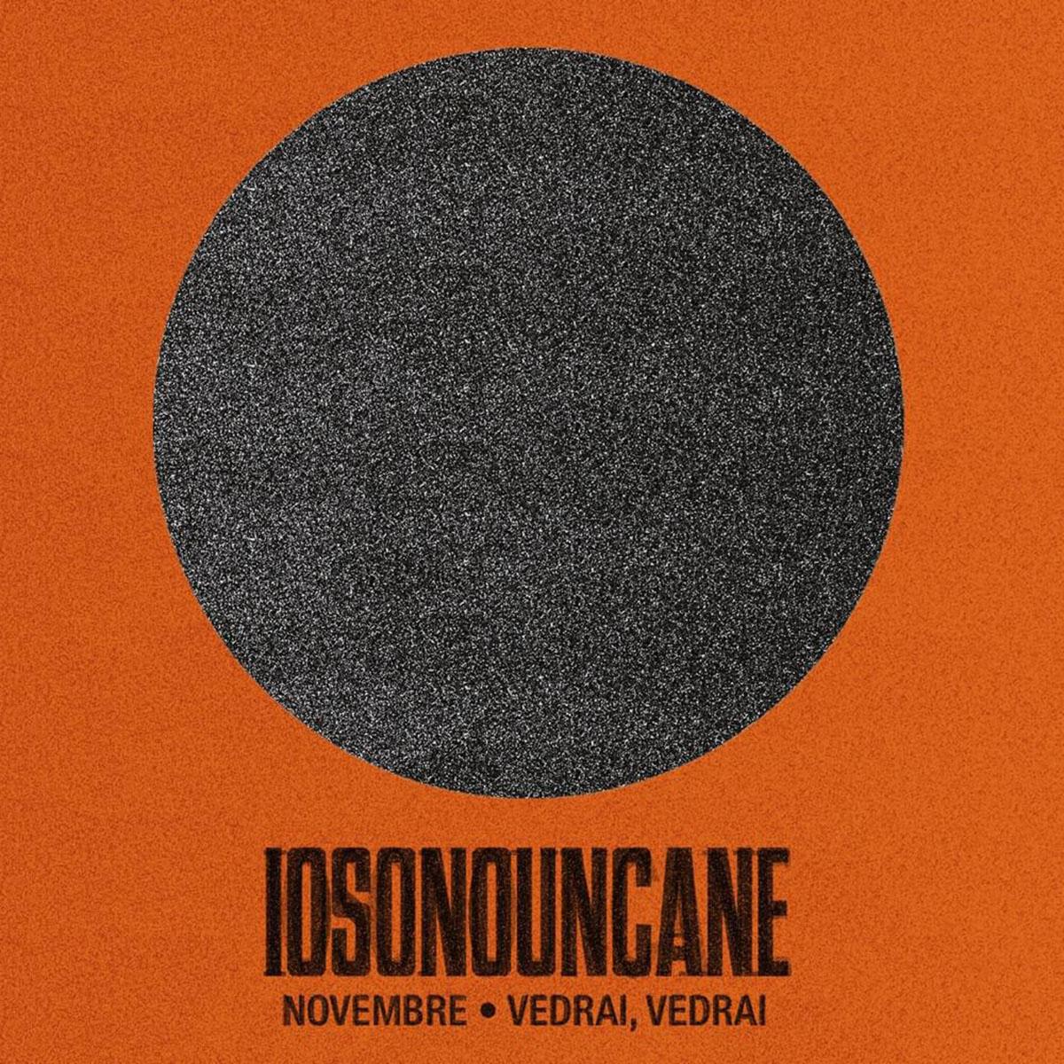 Iosonouncane - Novembre