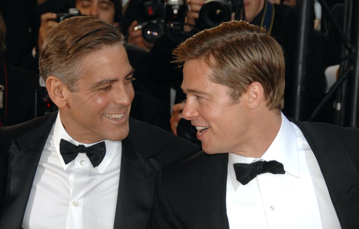 George Clooney ha donato un milione di dollari agli amici: è ufficiale