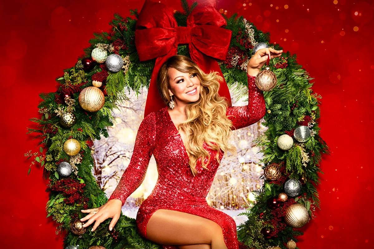 mariah carey speciale natalizio apple