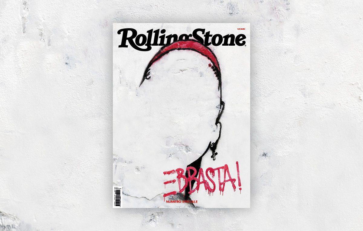 Sfera Ebbasta cover rolling stone