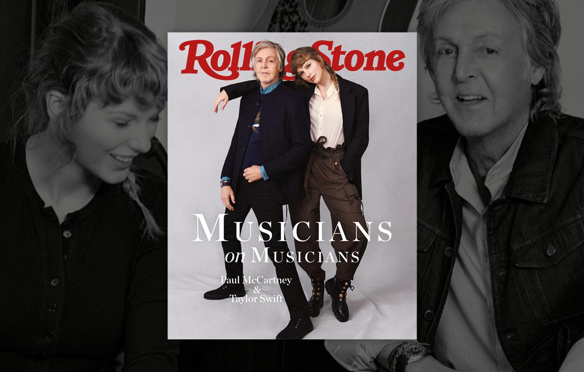 Musicians on Musicians: Paul McCartney & Taylor Swift
