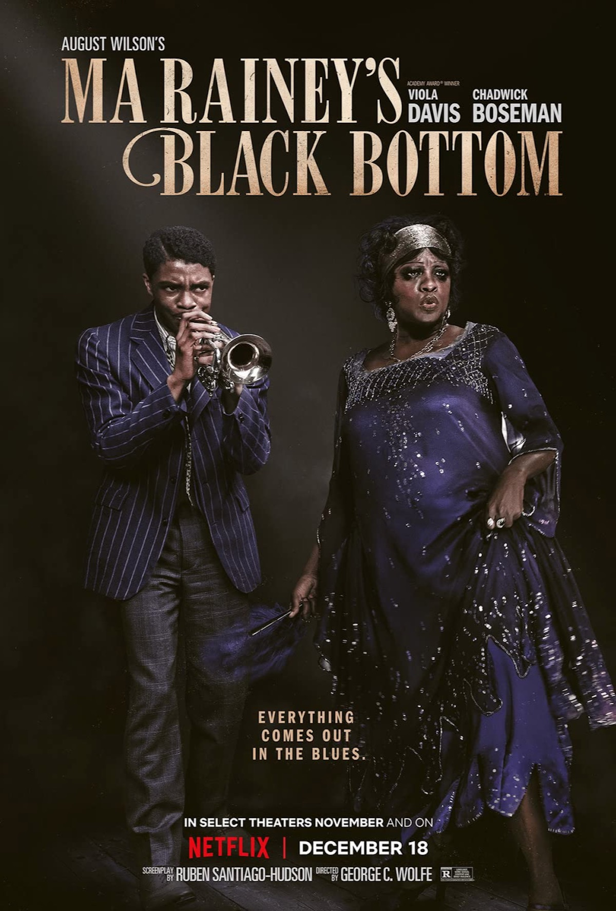 Ma Rainey's Black Bottom - George C. Wolfe