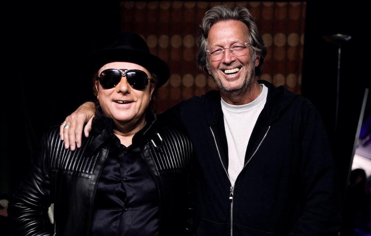 Eric Clapton è razzista? E che cosa c'entra Van Morrison?   Rolling Stone  Italia