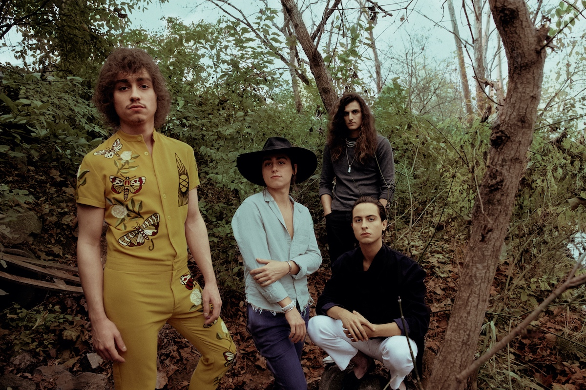 greta van fleet intervista Battle at Garden's Gate