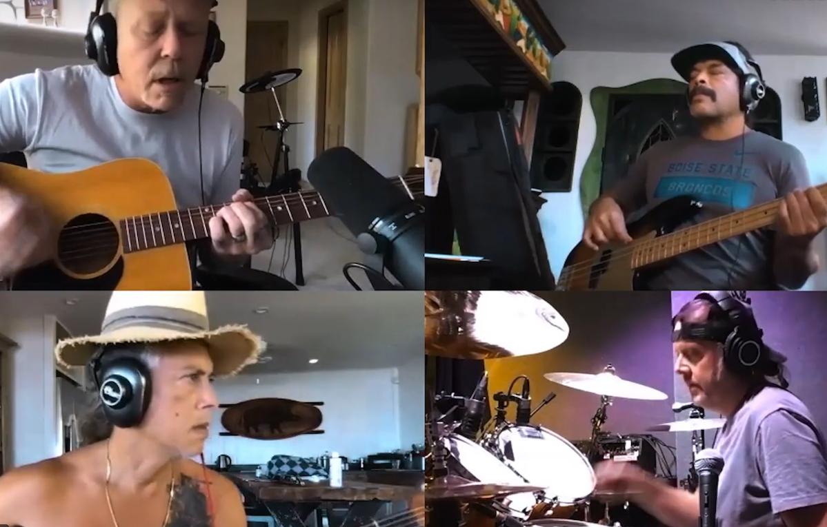 Metallica, Mark Lanegan e Billy Corgan cantano gli Alice in Chains: il video