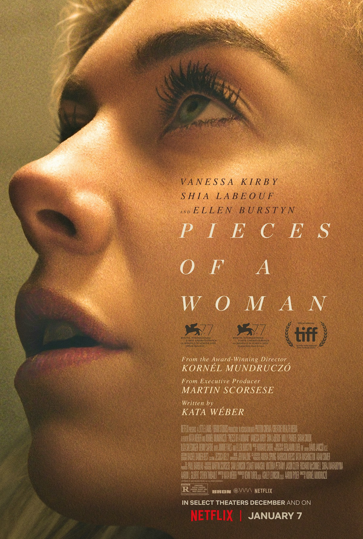 Pieces of a Woman - Kornél Mundruczó