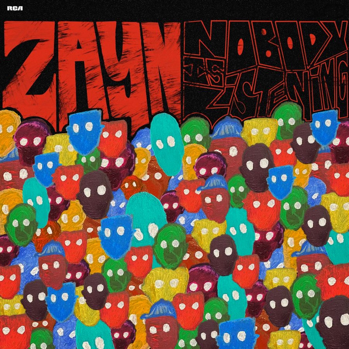 Nodoby Is Listening - Zayn
