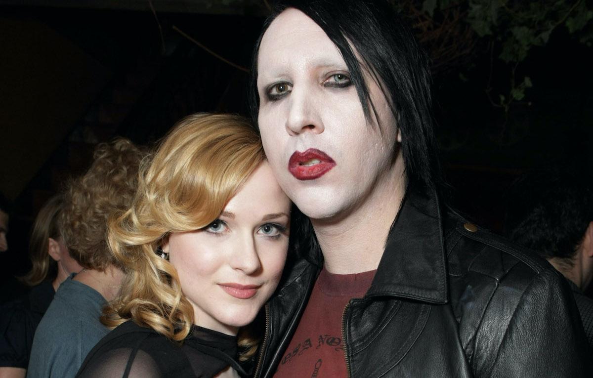 Evan Rachel Wood accusa Marilyn Manson: