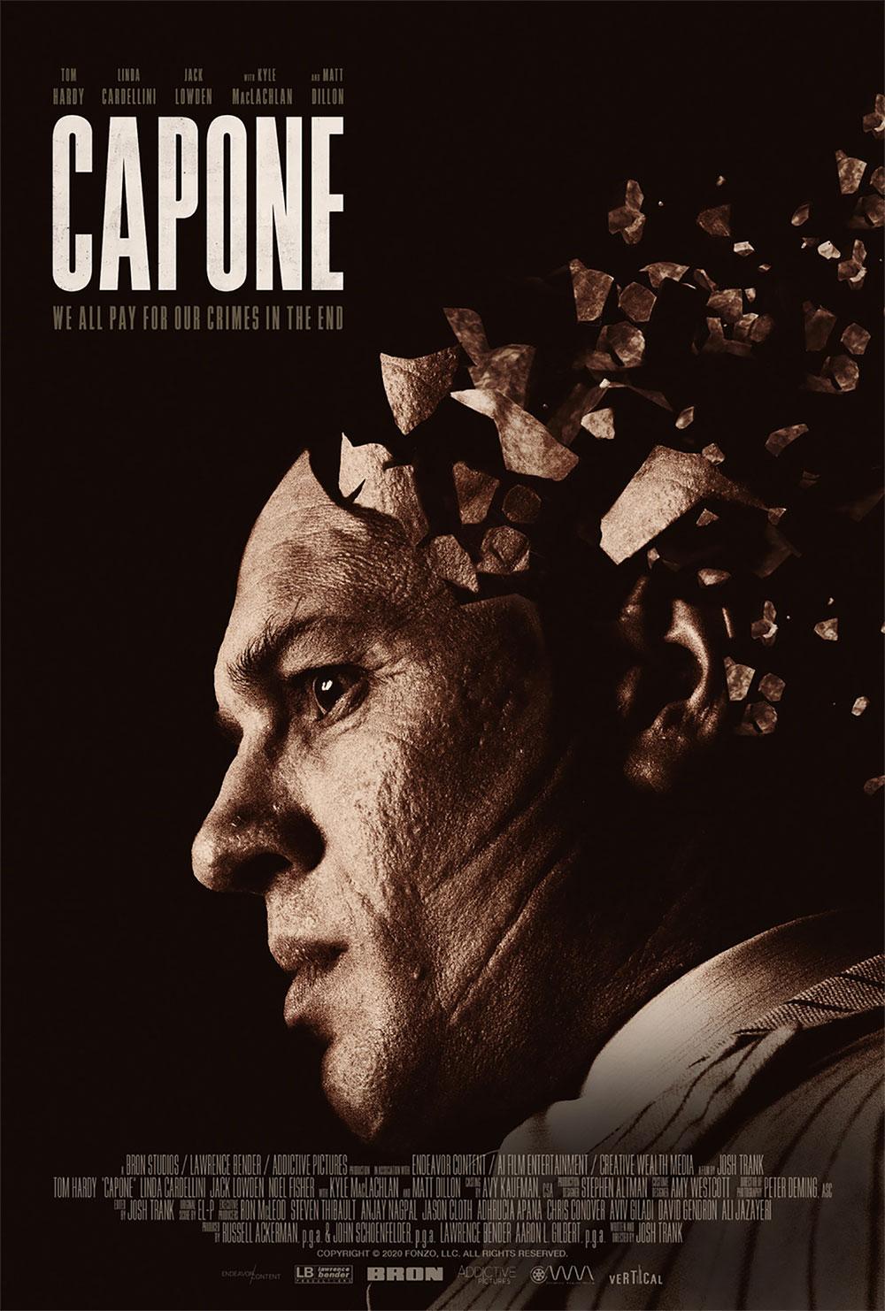 Capone - Josh Trank