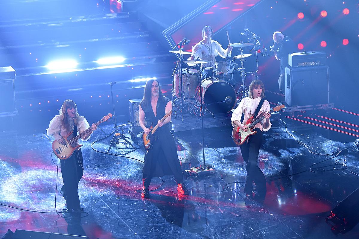 Sanremo, la classifica della serata delle cover