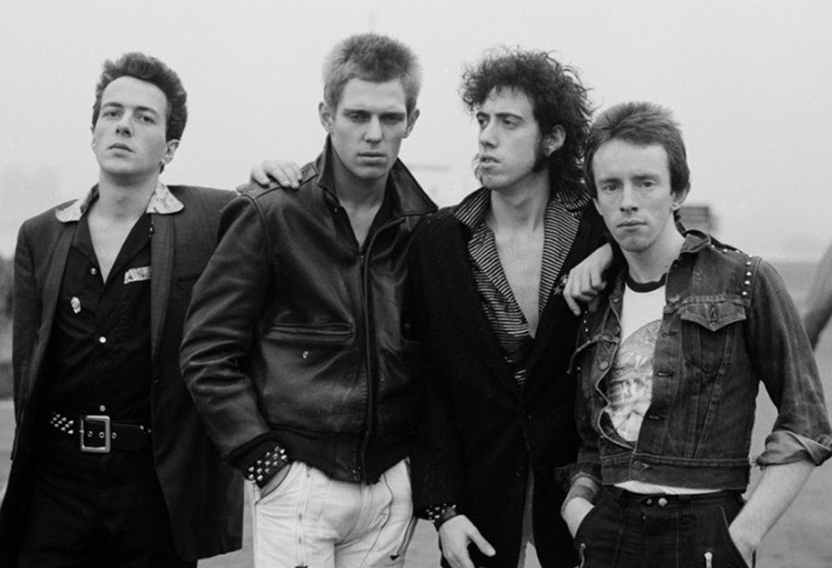 'Rock Legends', la storia di Clash, Smiths e Ramones in una serie