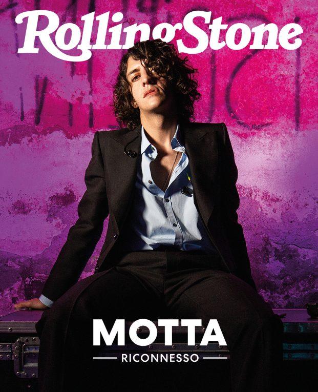 Motta cover Rolling Stone
