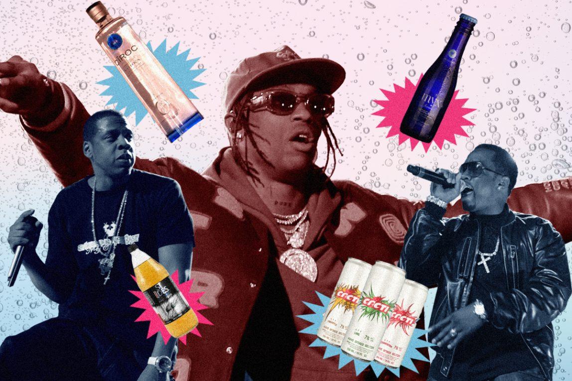 Storia alcolica dell'hip hop
