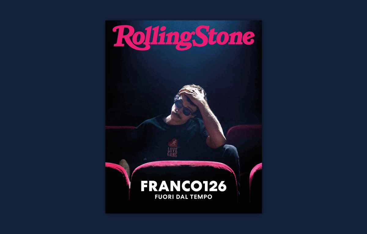 Freanco 126 cover rolling stone