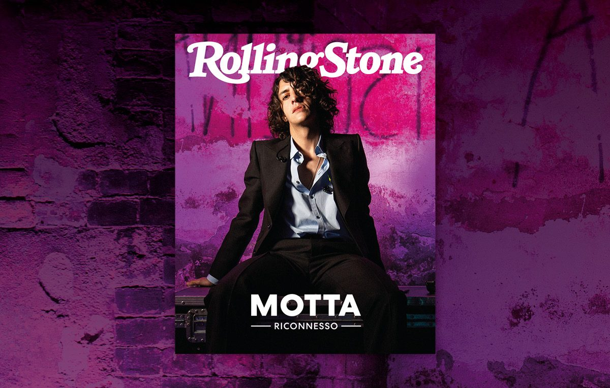 Motta cover Rolling Stone