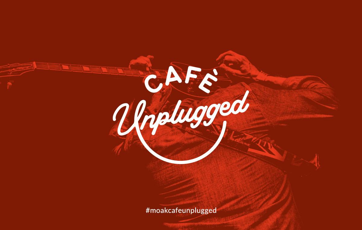 Cafè Unplugged Rolling Stone x Moak