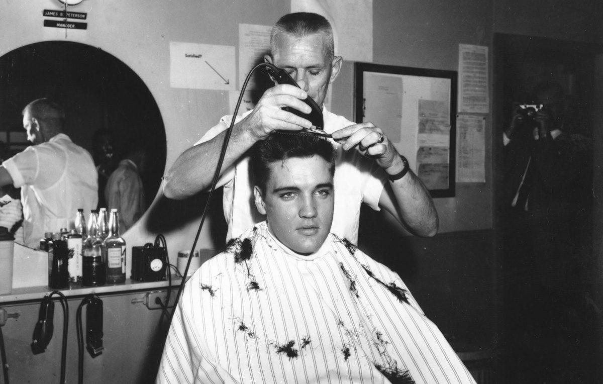 Elvis Presley Braun Rolling Stone