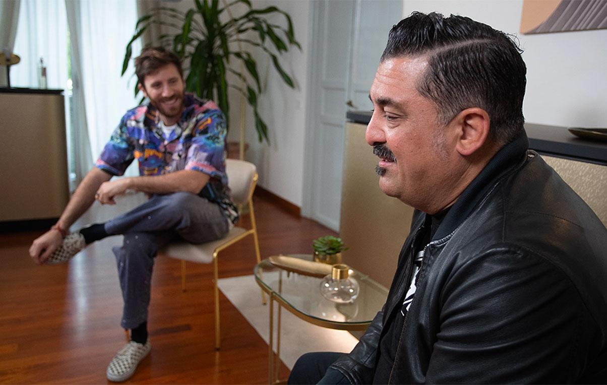 Roy Paci intervistato da Nicolò De Devitiis nel primo appuntamento di Truly Unique People by Ploom