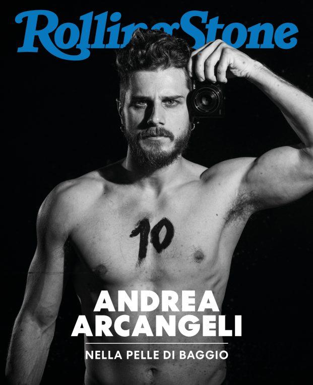 Andrea Arcangeli cover rolling stone