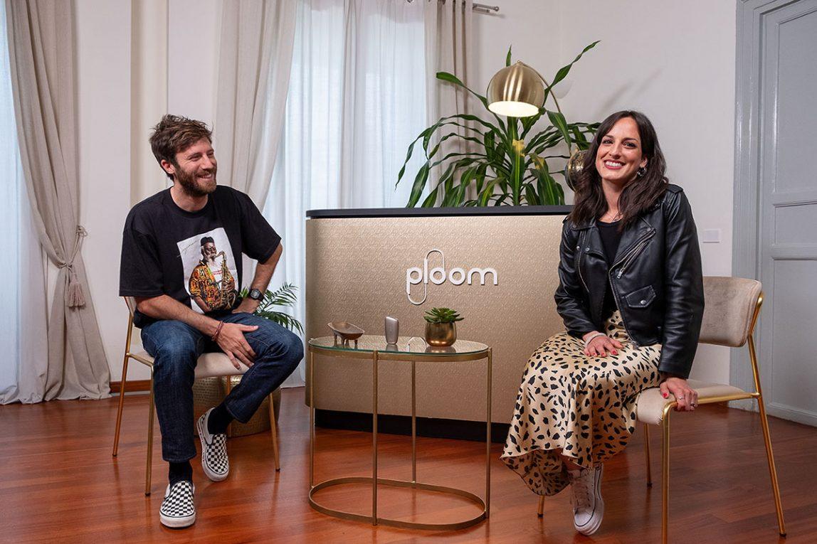 Chiara Mascellaro intervistata da Nicolò De Devitiis nel secondo appuntamento di Truly Unique People by Ploom