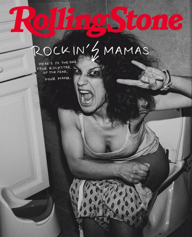 Rockin' Mamas cover Rolling Stone