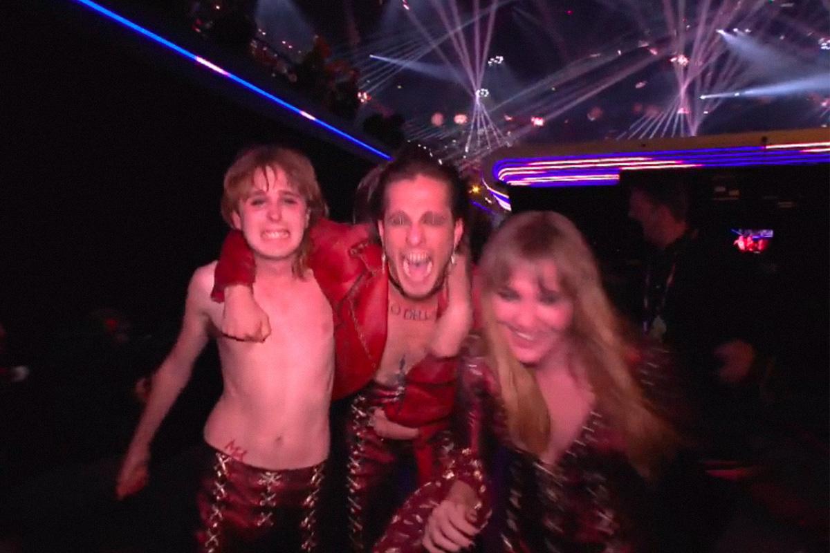 Eurovision Song Contest 2021: l'Italia trionfa con i Maneskin