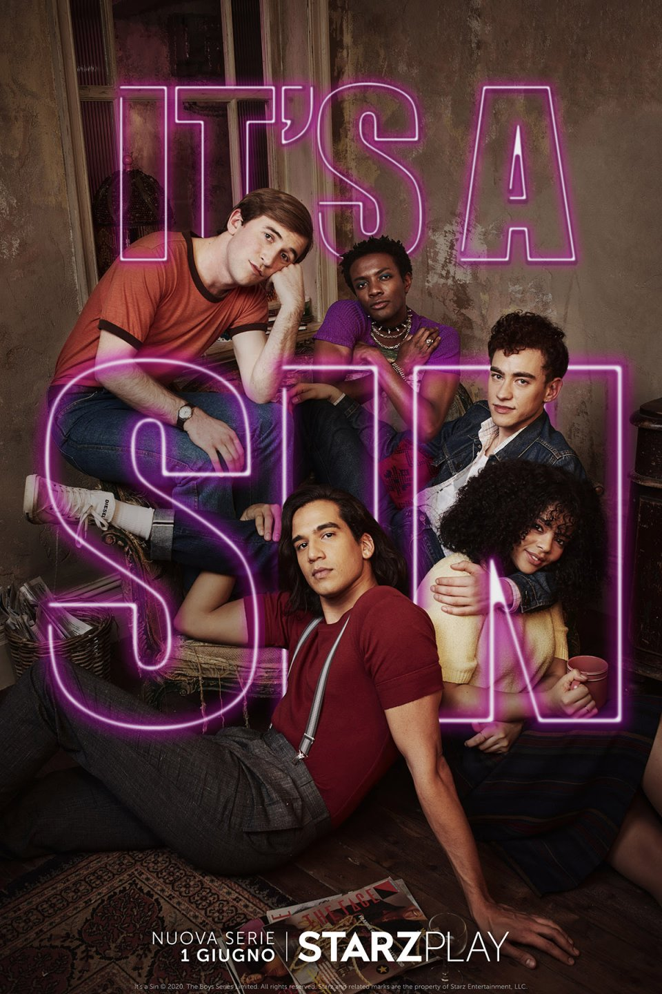 It's a sin - Russell T. Davies