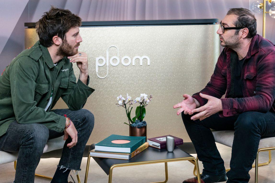 Valerio Millefoglie intervistato da Nicolò De Devitiis nel secondo appuntamento di Truly Unique People by Ploom