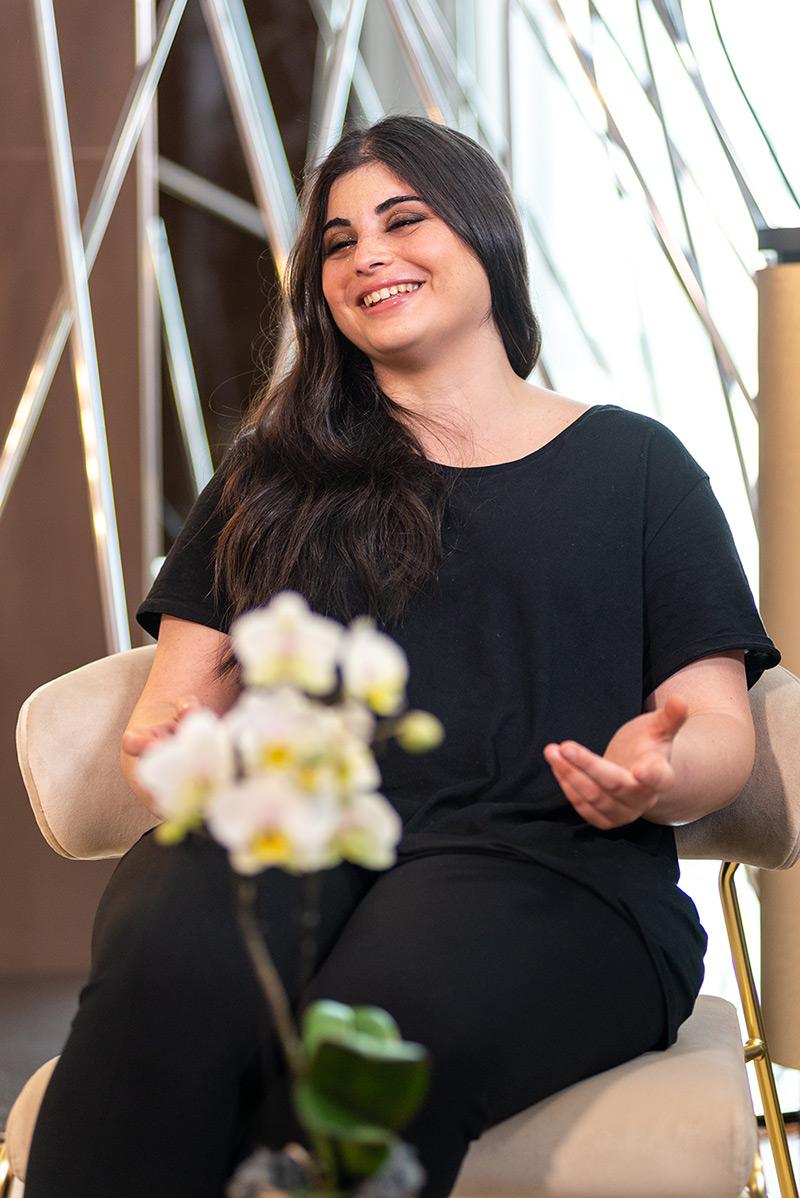Solaika Marrocco intervistata da Nicolò De Devitiis nel sesto appuntamento di Truly Unique People by Ploom