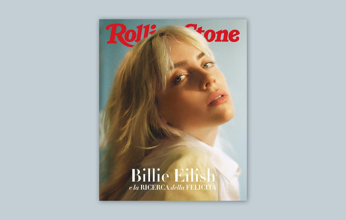 Billie Eilish cover Rolling Stone Italia