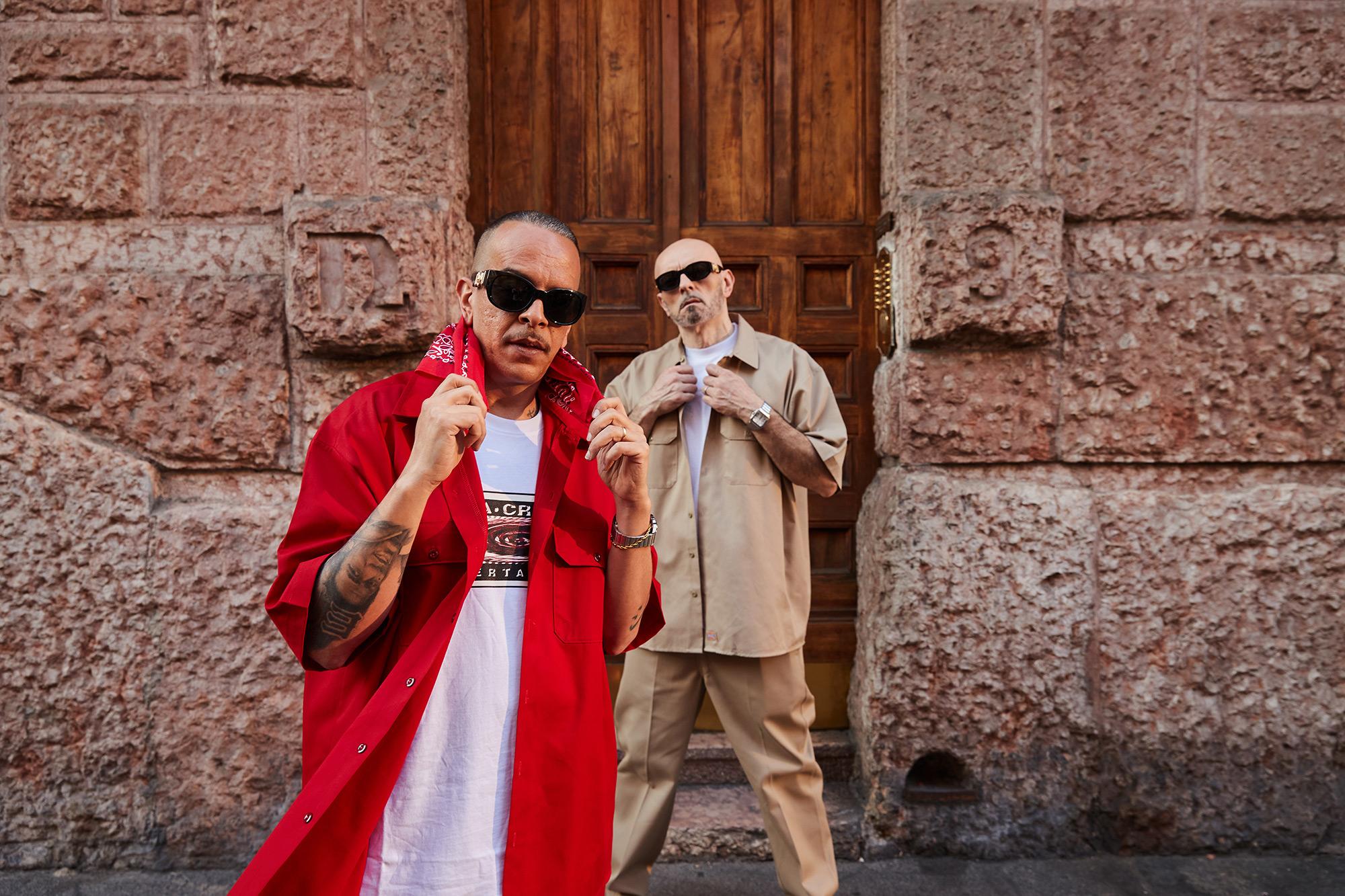Sottotono cover Rolling Stone Italia , foto Sha Ribeiro