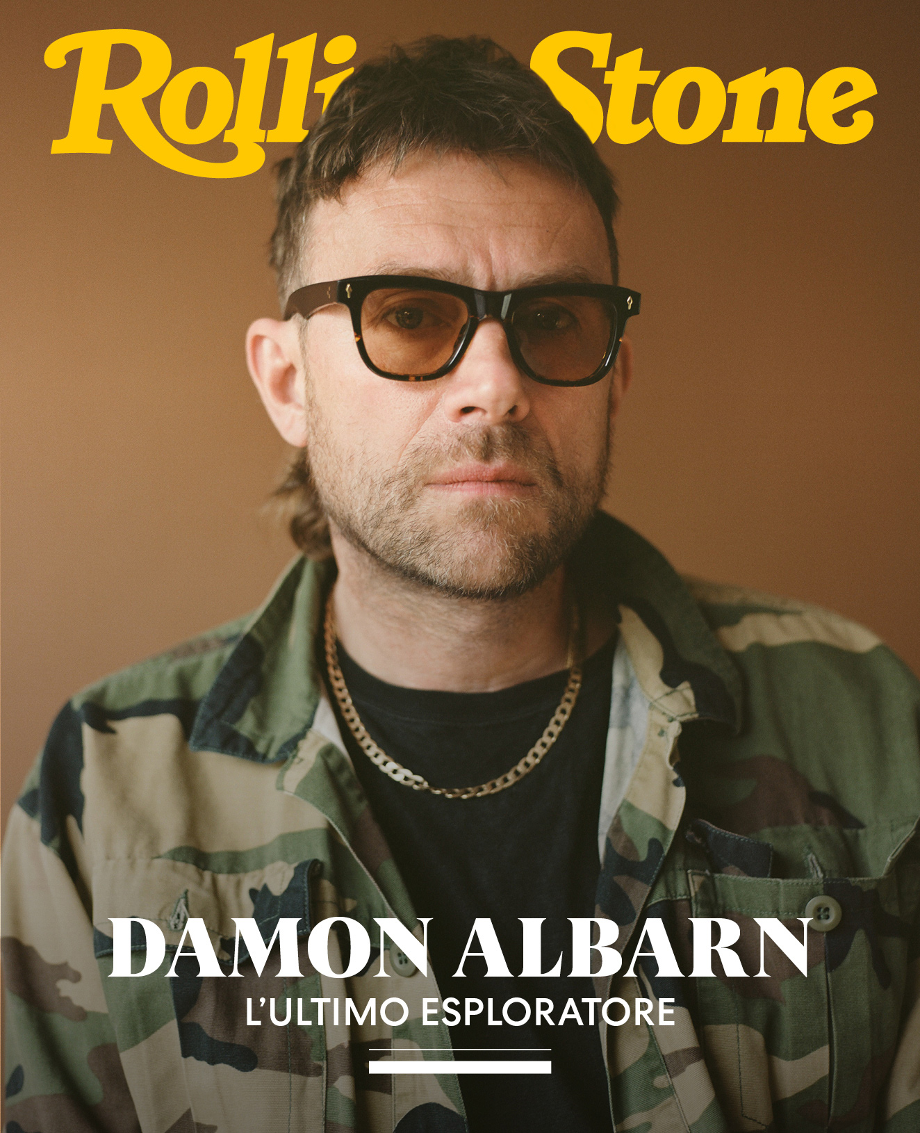 Damon Albarn cover rolling stone