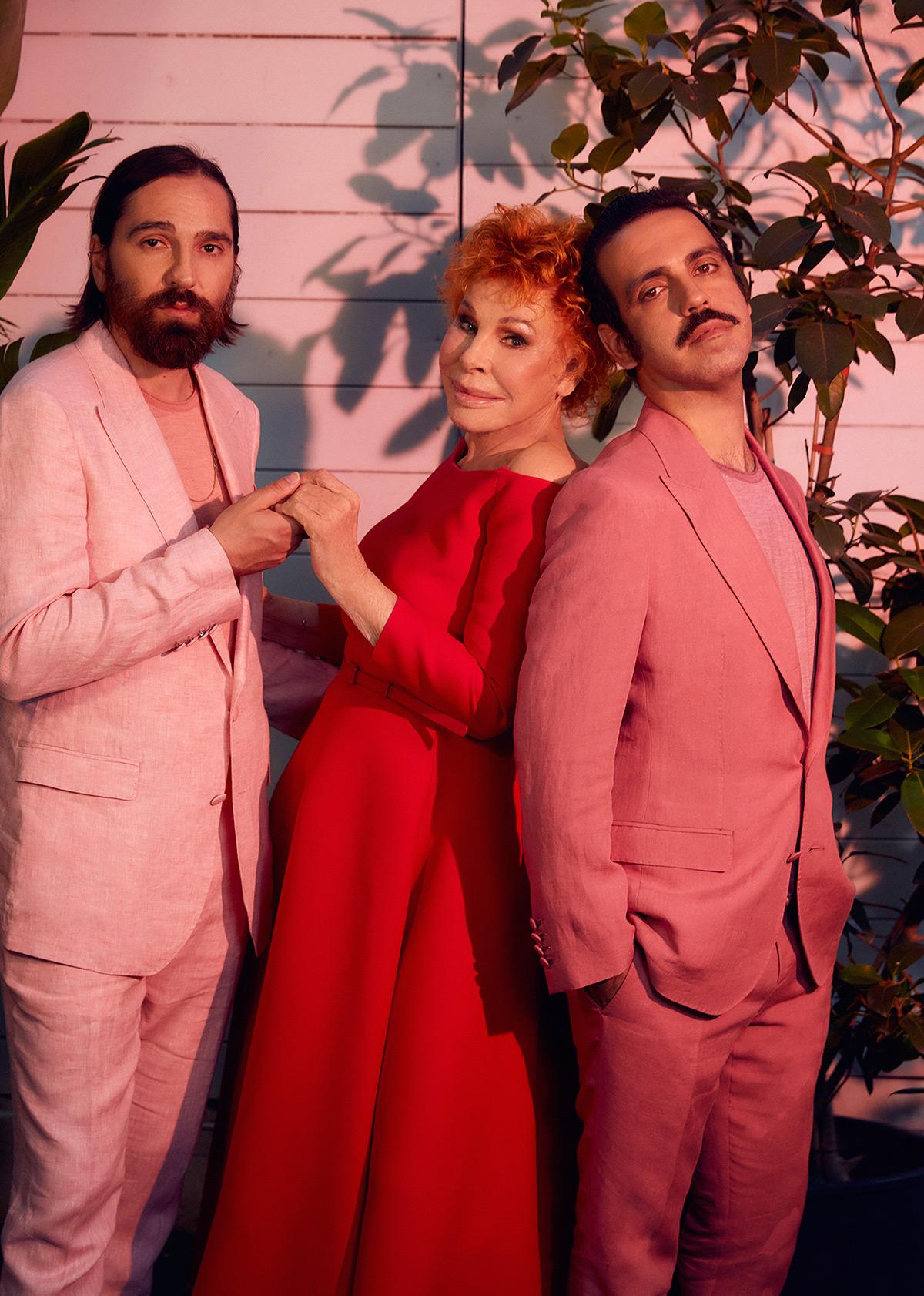 Ornella Vanoni, Colapesce e Dimartino sulla cover di Rolling Stone