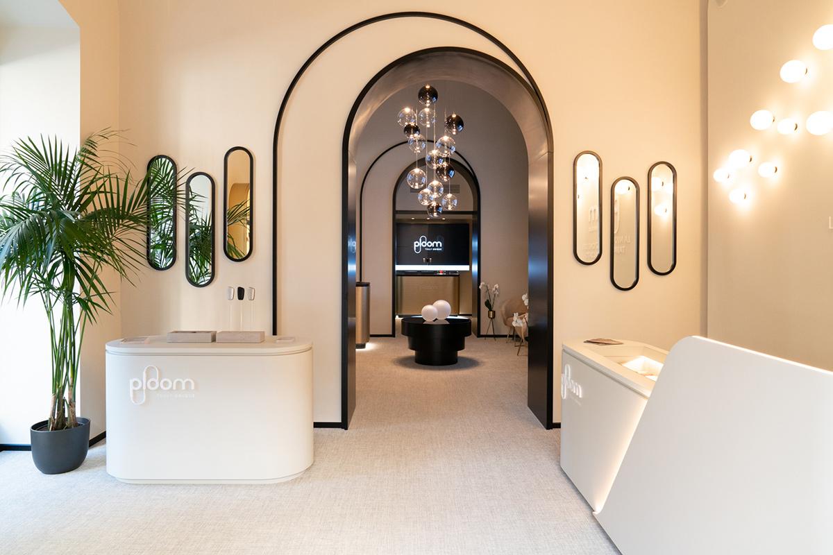 Ploom Bari flagship store