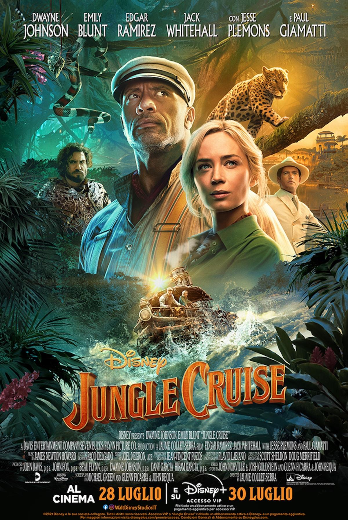 Jungle Cruise - Jaume Collet-Serra