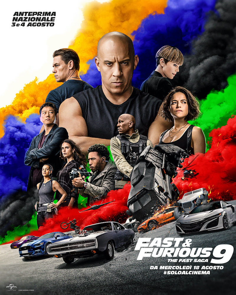 Fast & Furious 9 – The Fast Saga - Justin Lin