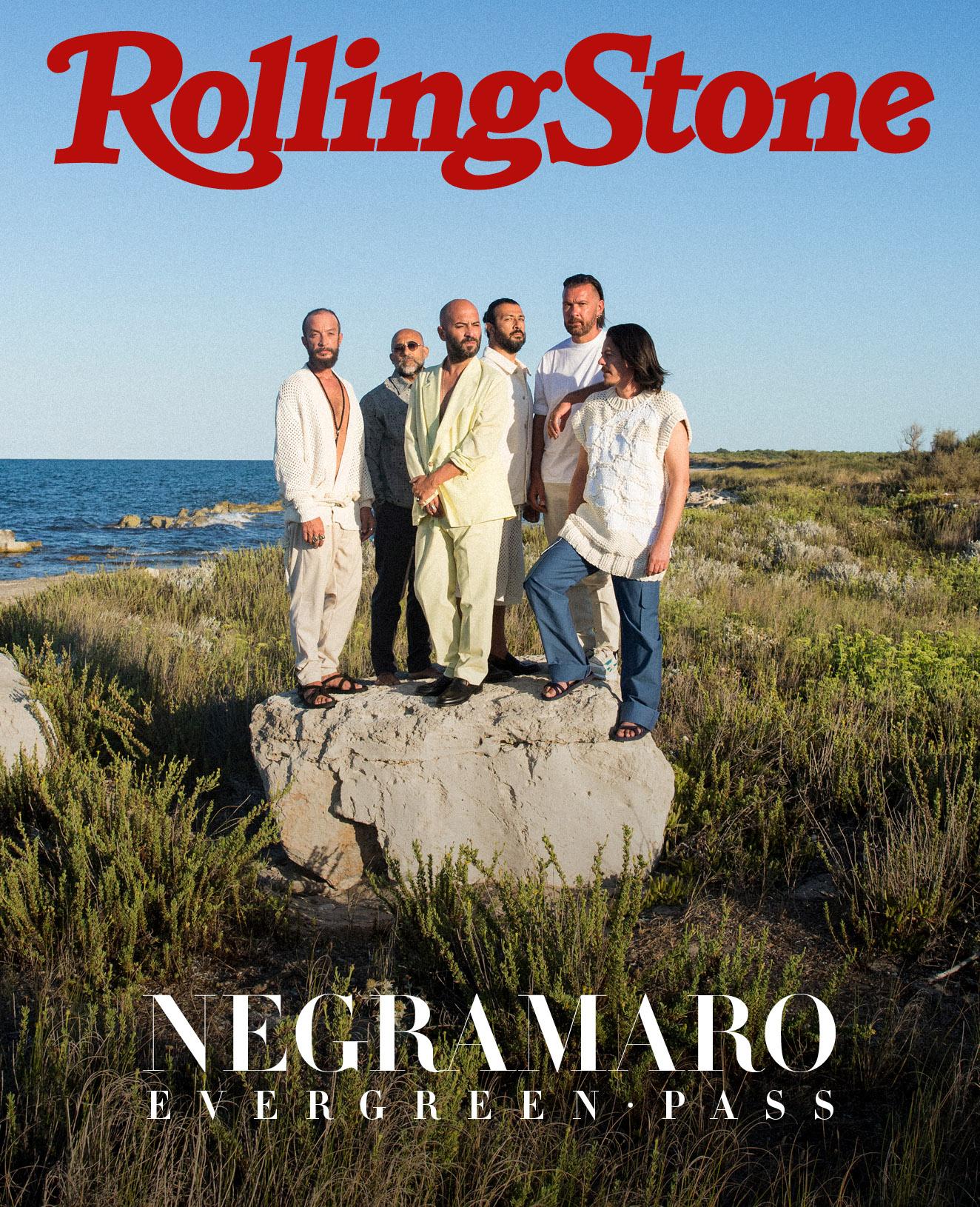 digital cover Rolling Stone Italia