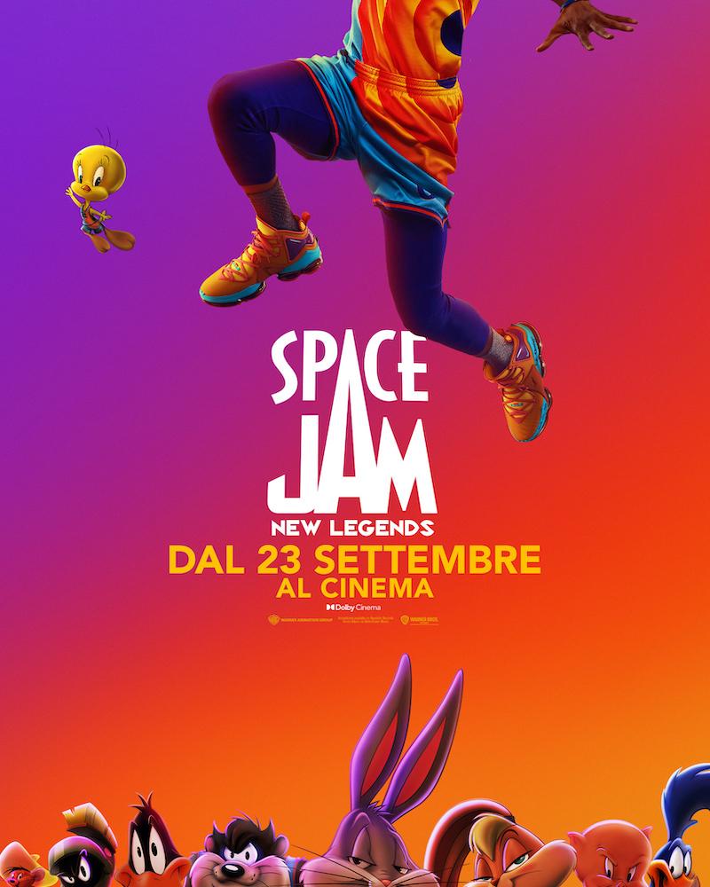 Space Jam: New Legends - Malcolm D. Lee