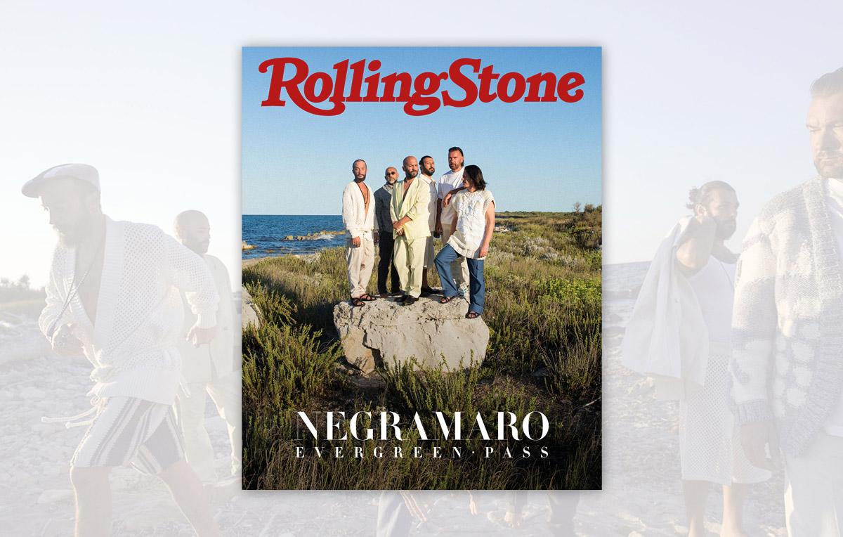 Negramaro digital cover rolling stone