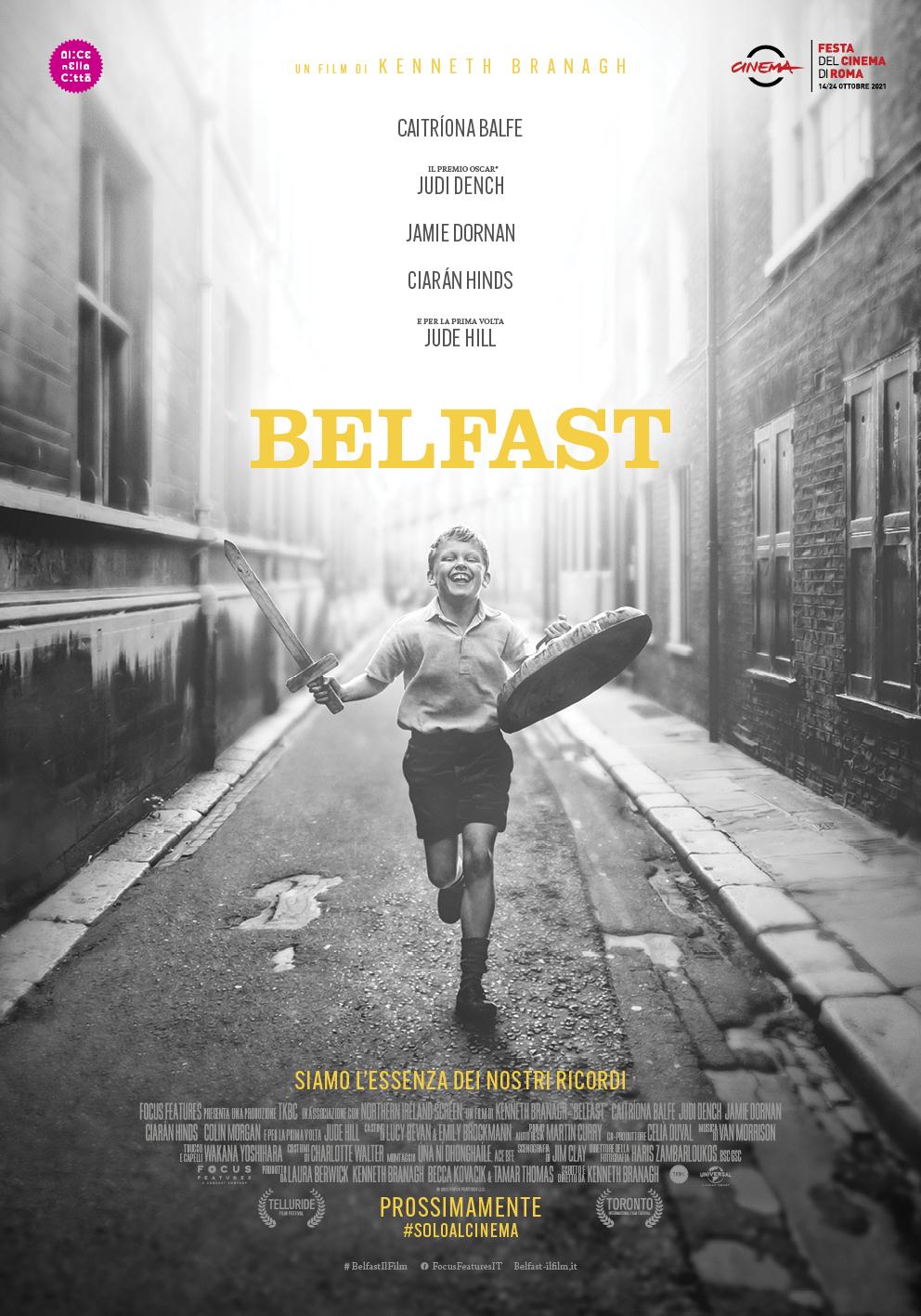 Belfast - Kenneth Branagh