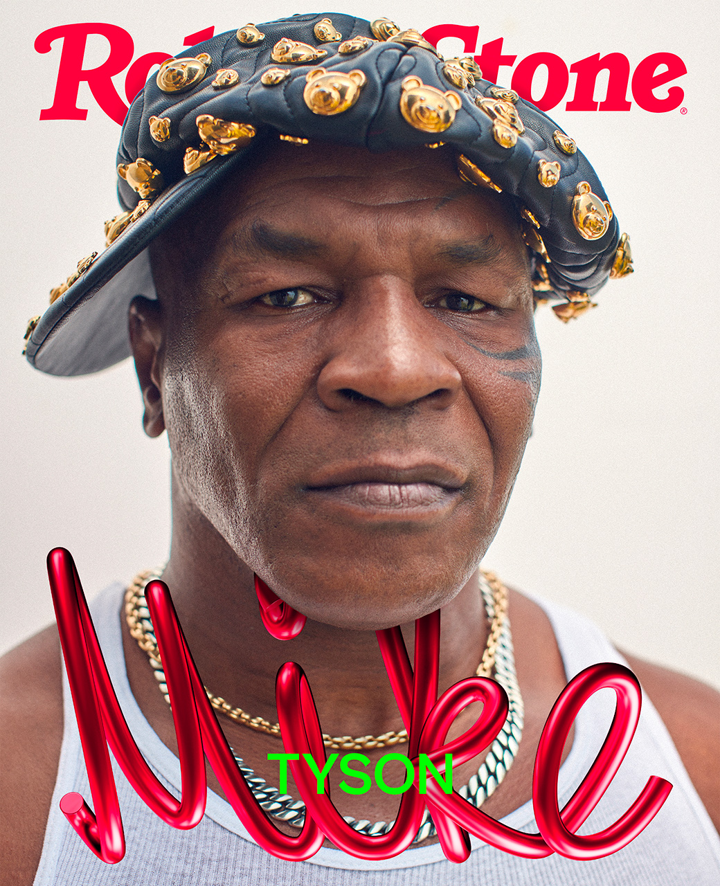 Mike Tyson cover Rolling Stone Italia